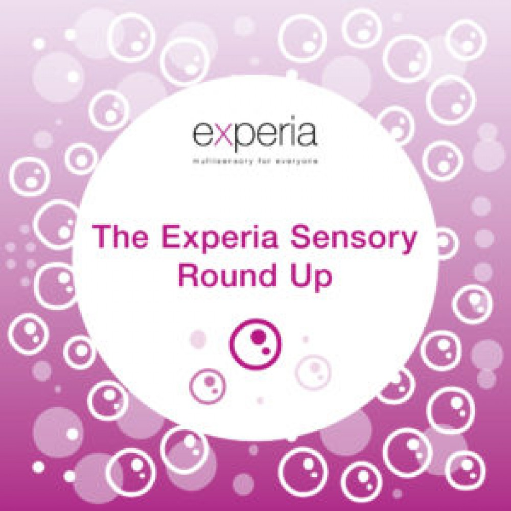Weekly Sensory Round Up