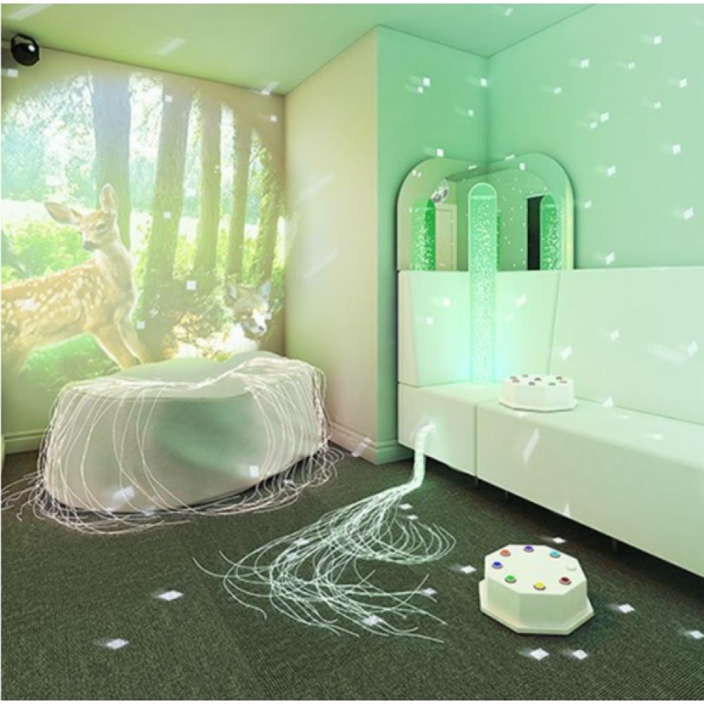 Sensory Room on a Budget