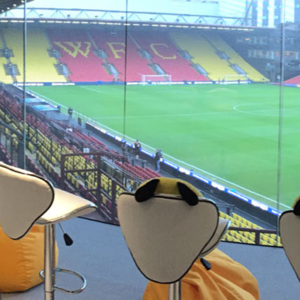 Sensory Room at Watford FC