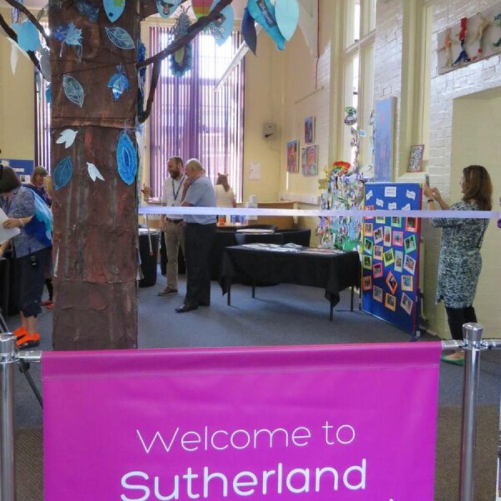 Sutherland House School Case Study