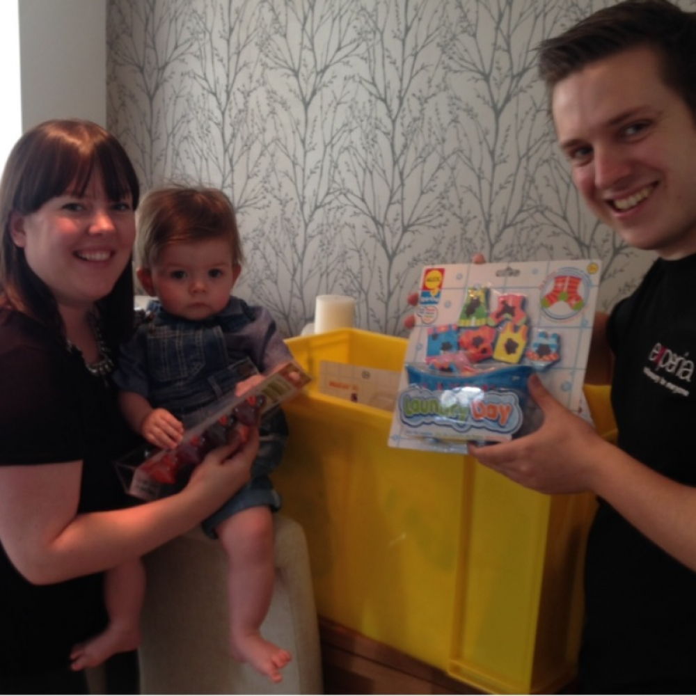 Baby Sensory wins prize!
