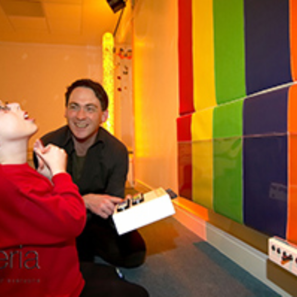 What is a Sensory Room Used For?