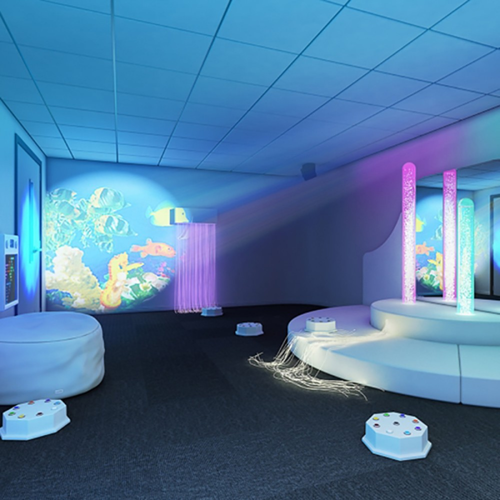 Interactive Sensory Rooms