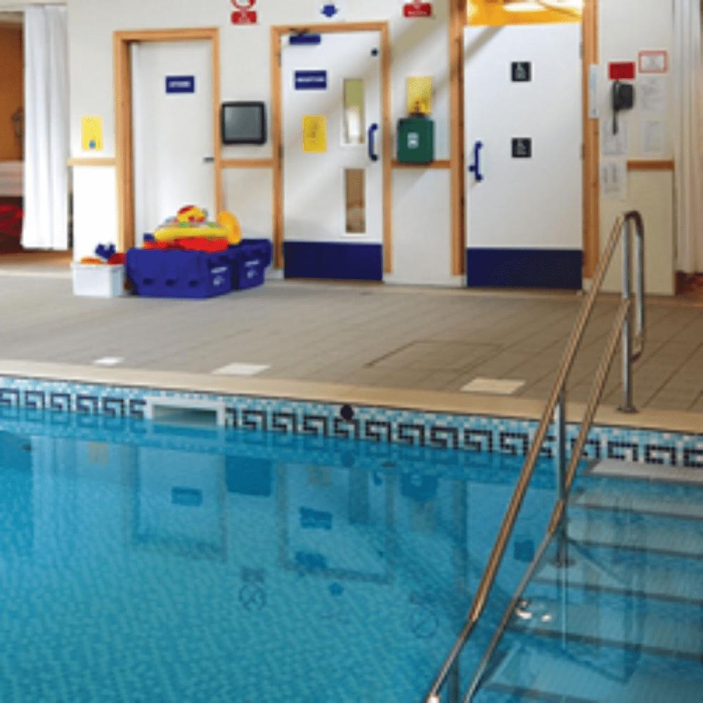 Fantastic New Sensory Pool