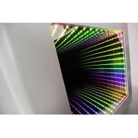 Deluxe LED Infinity Tunnel