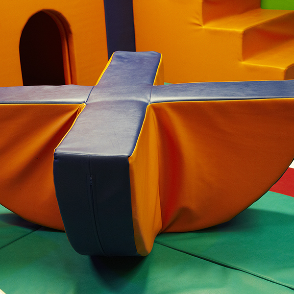 Soft Play See Saw