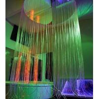 IRiS Circular LED Fibre Optic Shower