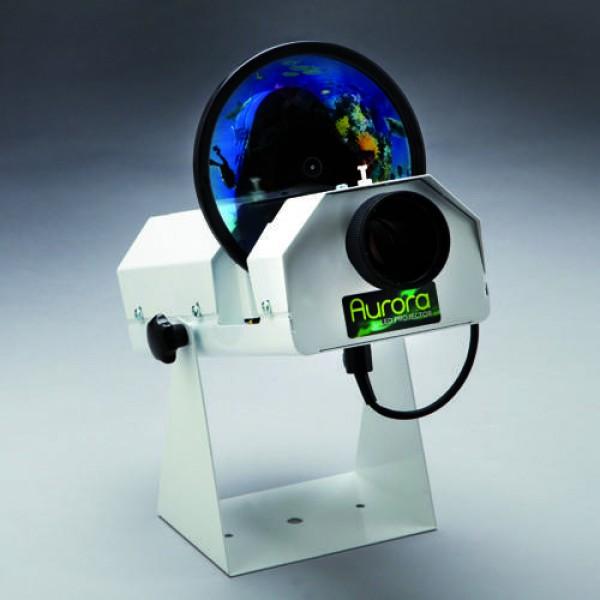 Aurora LED Sensory Projector
