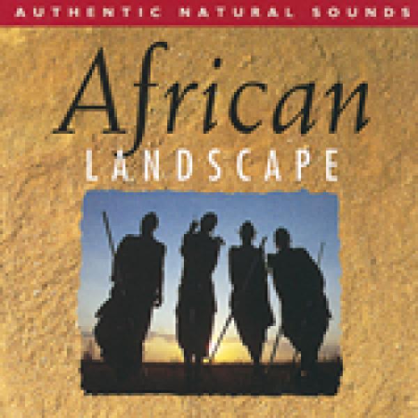 African Landscape CD