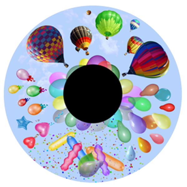 Balloon Extravaganza Effects Wheel