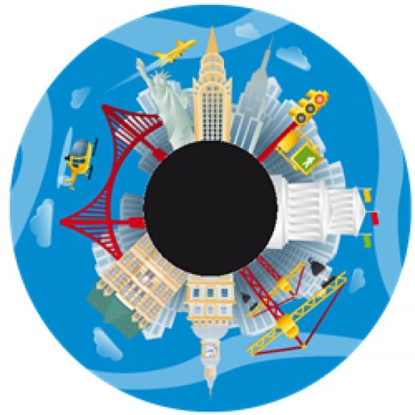 Cityscape - Effects Wheel
