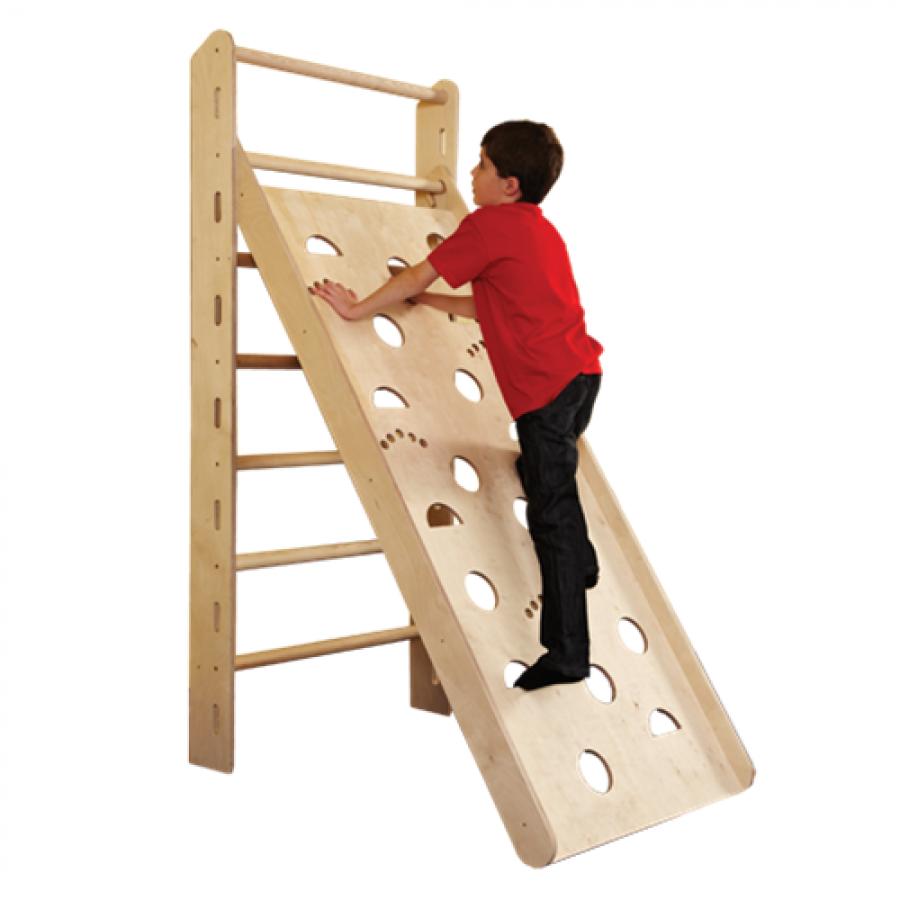Cutout Climb