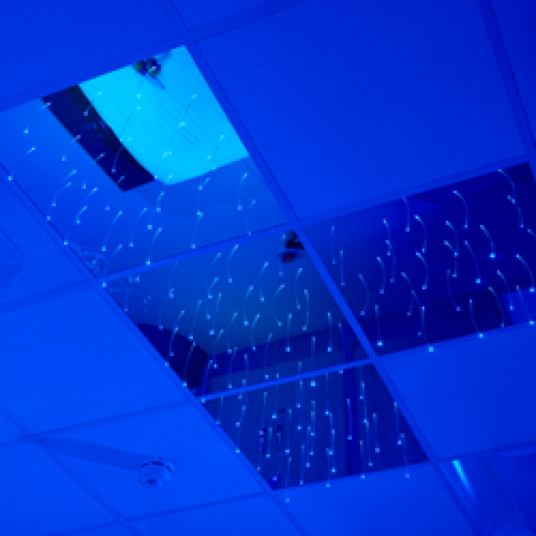 Fibre Optic Ceiling Bundle