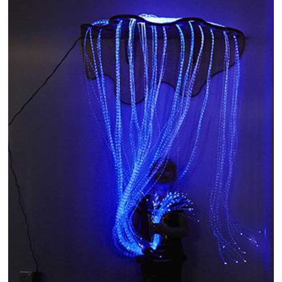 Fibre Optic Shimmering Curtain – Svetlucava optička vlakna u obliku zavese