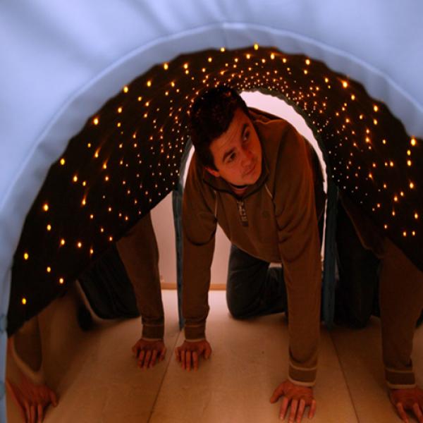 Fibre Optic Tunnel