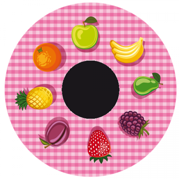 Fruits Effects Wheel