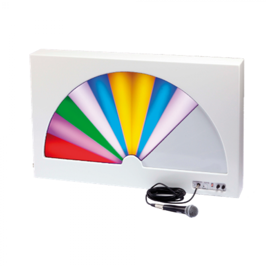 Interactive LED Fanlite