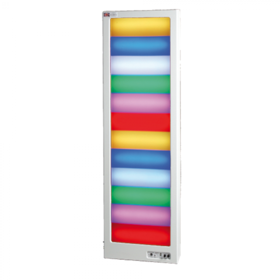Interaktivne svetlosne merdevine - Interactive LED Ladderlite