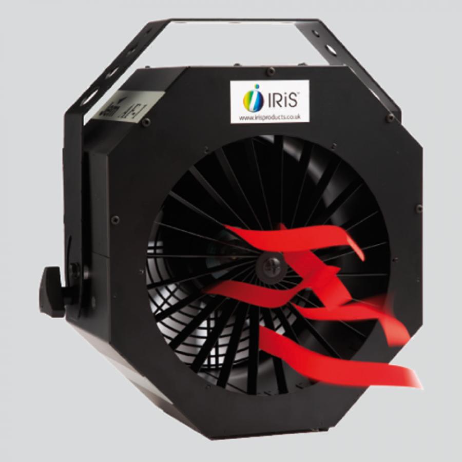 IRiS Jet Stream