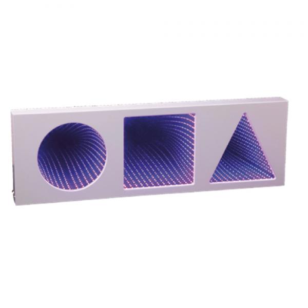 IRiS Infinity Tunnel - 3 shapes