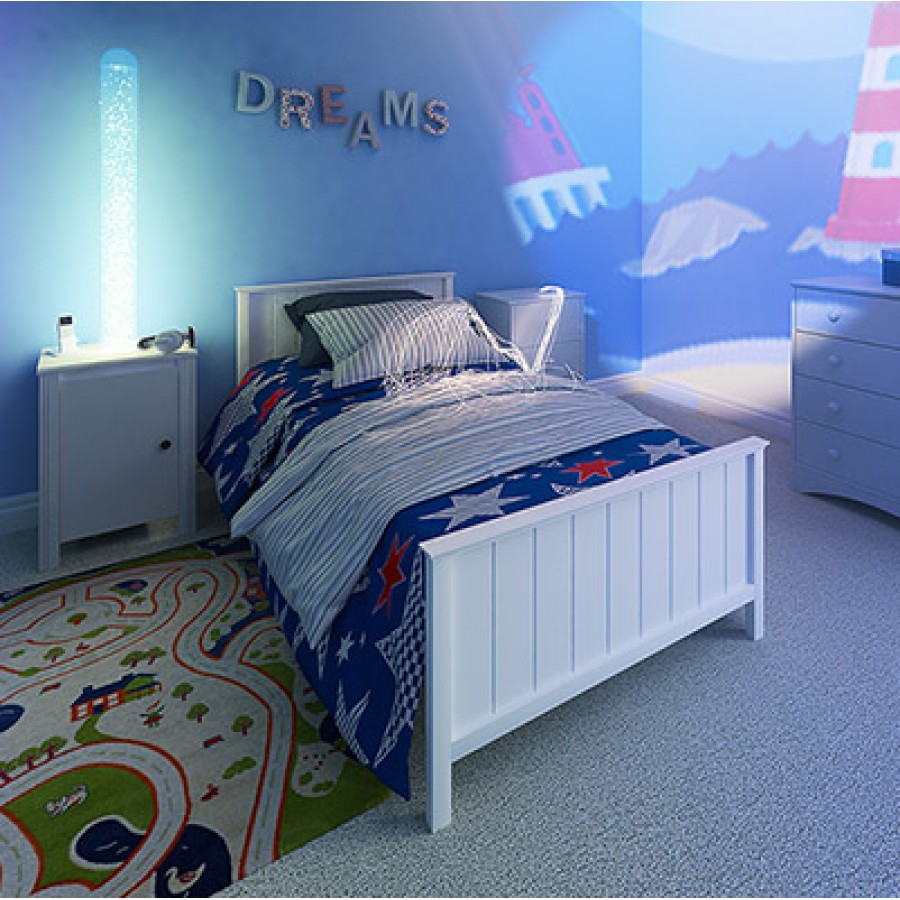 Juxta - The tranquil sensory bedroom in your home