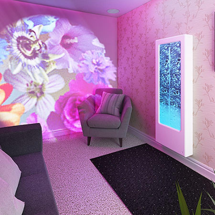 Umirujuća senzorna soba - Glinda - The sensory room in your home