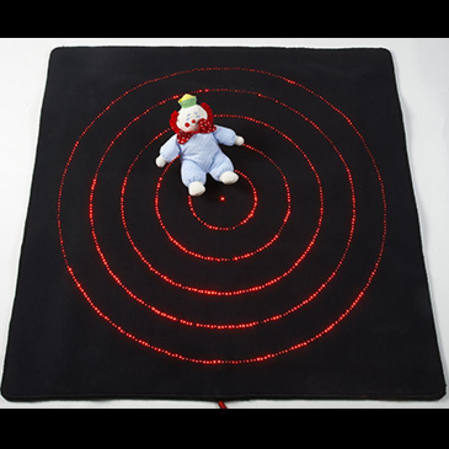 Interactive LED Circle Carpet – Interaktivni LED zidni tapet sa krugovima