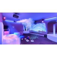 MiLE - The controllable immersive sensory room