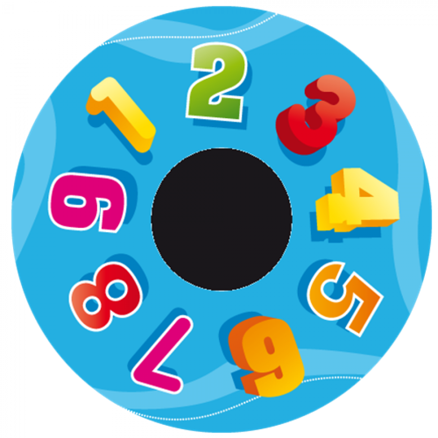 Numbers Effects Wheel