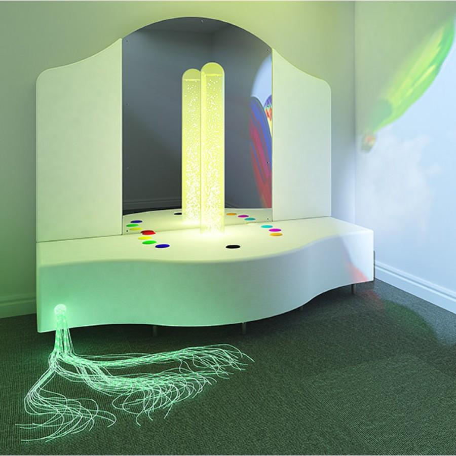 Pioppi - The interactive sensory plinth