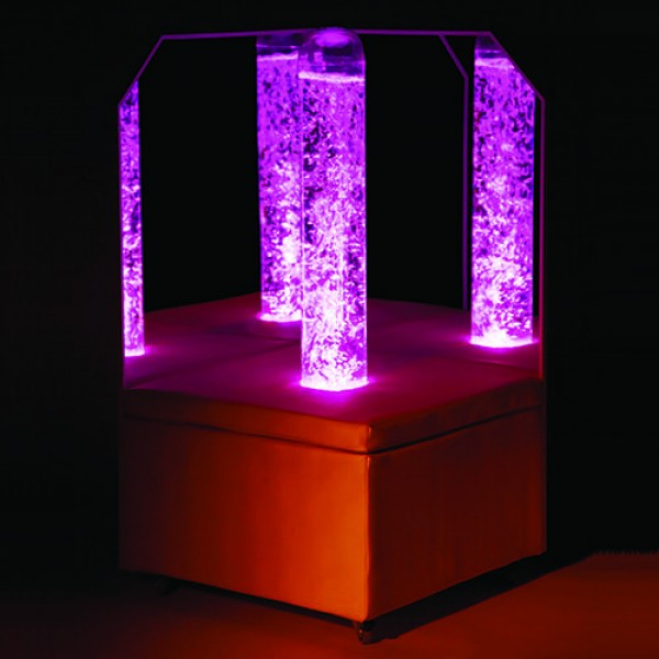 Portable Calming LED Bubble Tube Corner