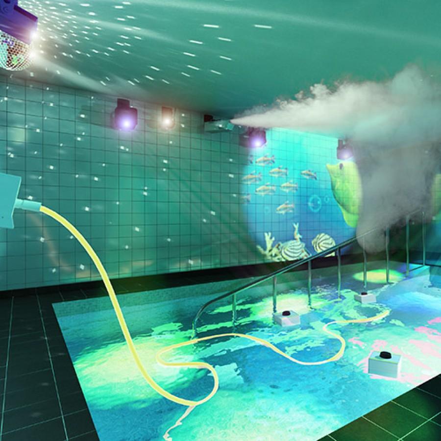 Poseidon - The computer-controlled sensory pool