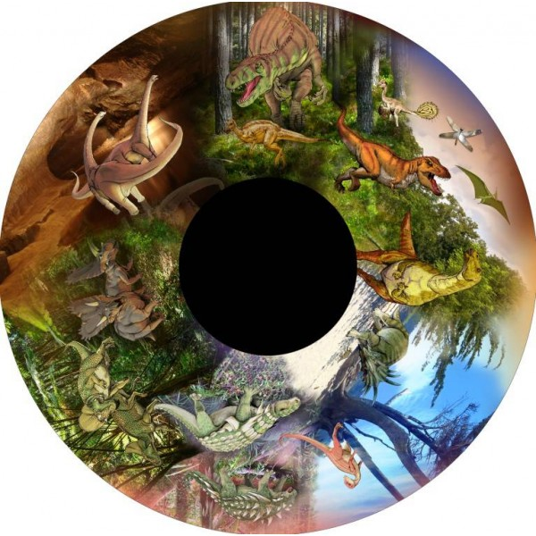 Prehistoric - Effects Wheel