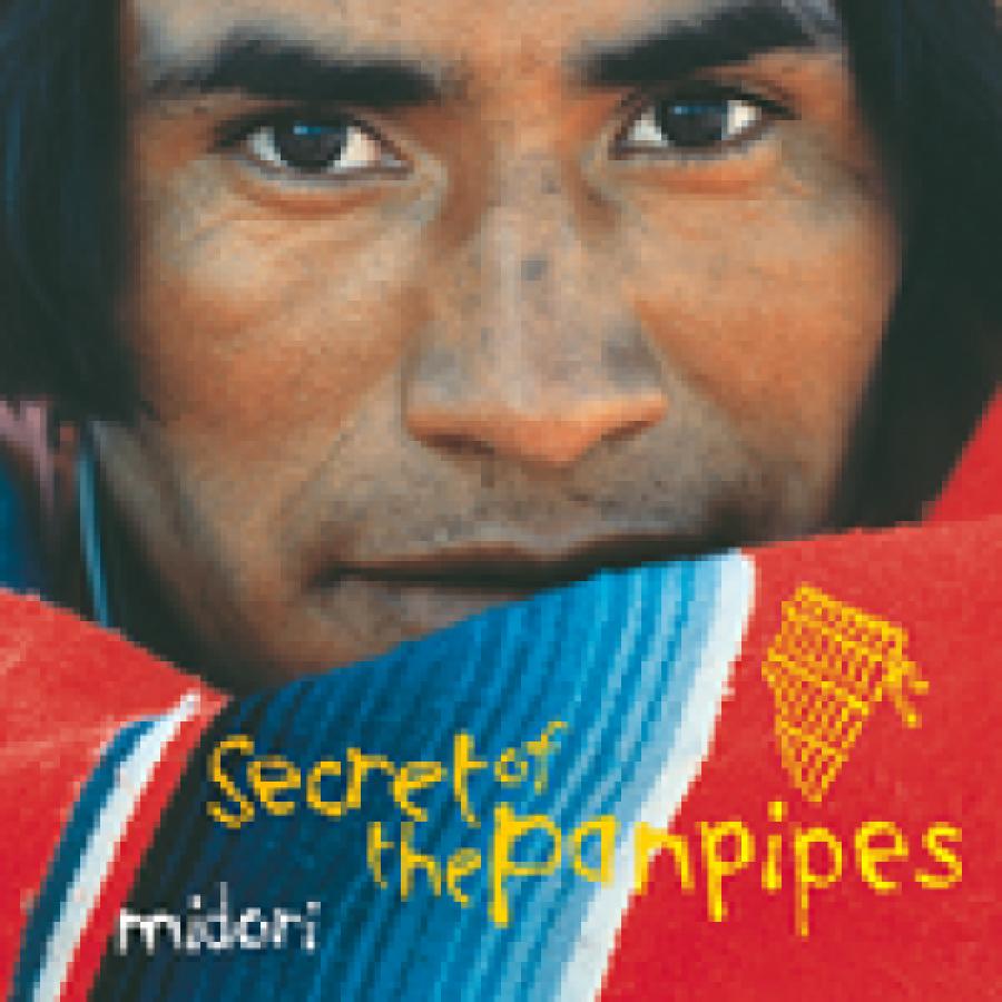 Secret Of The Panpipes CD