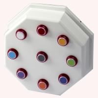 Portable Superactive LED Bubble Tube Corner