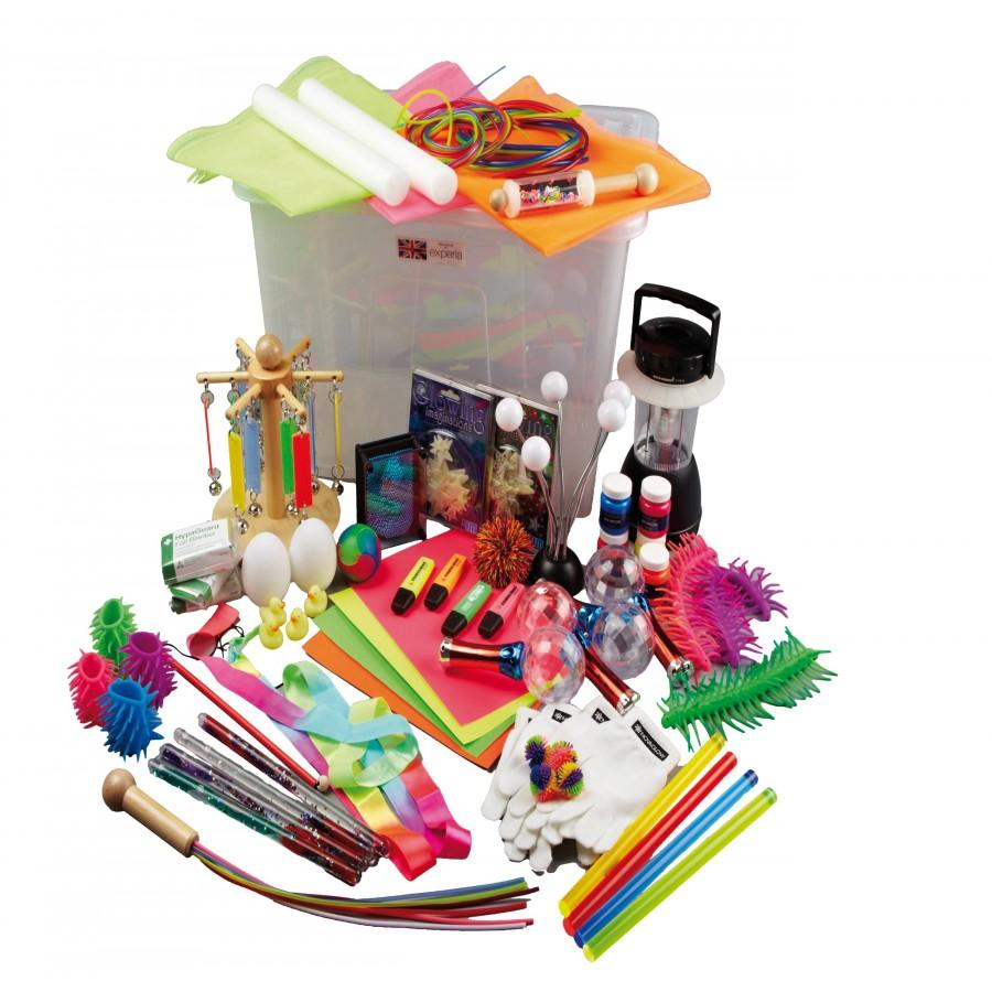 UV Resource Box