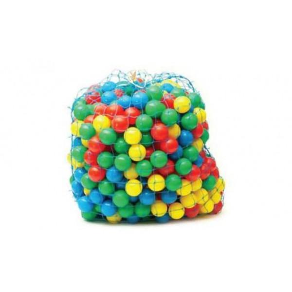 Wash net for ball pool balls
