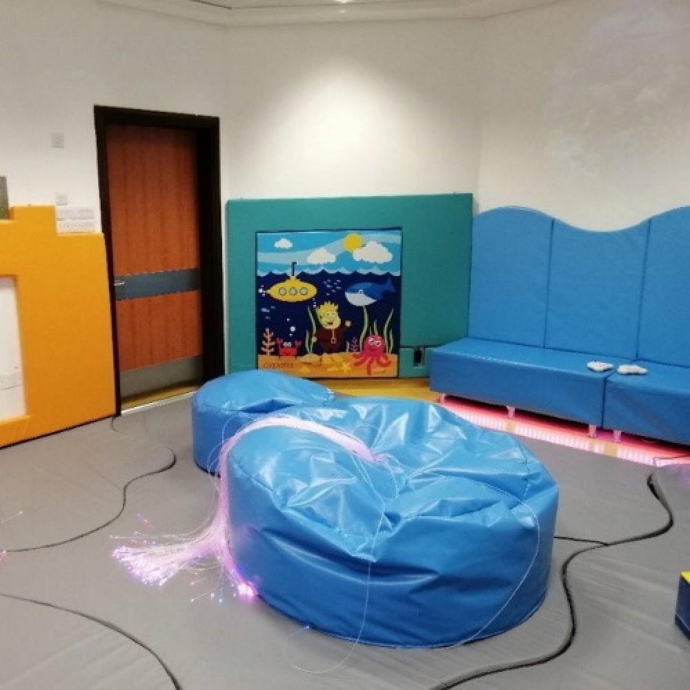 Sensory Room in Al-Hidaya Kindergarten and School